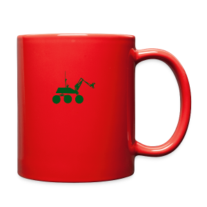 USST Rover Green - Full Color Mug