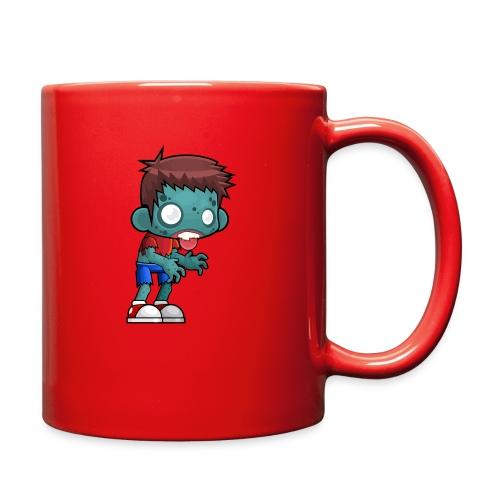 male zombie - Full Color Mug