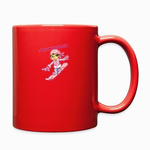 saskhoodz girl - Full Color Mug
