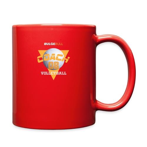 bulgebull volleyball - Full Color Mug