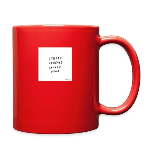 Inhale...exhale - Full Color Mug