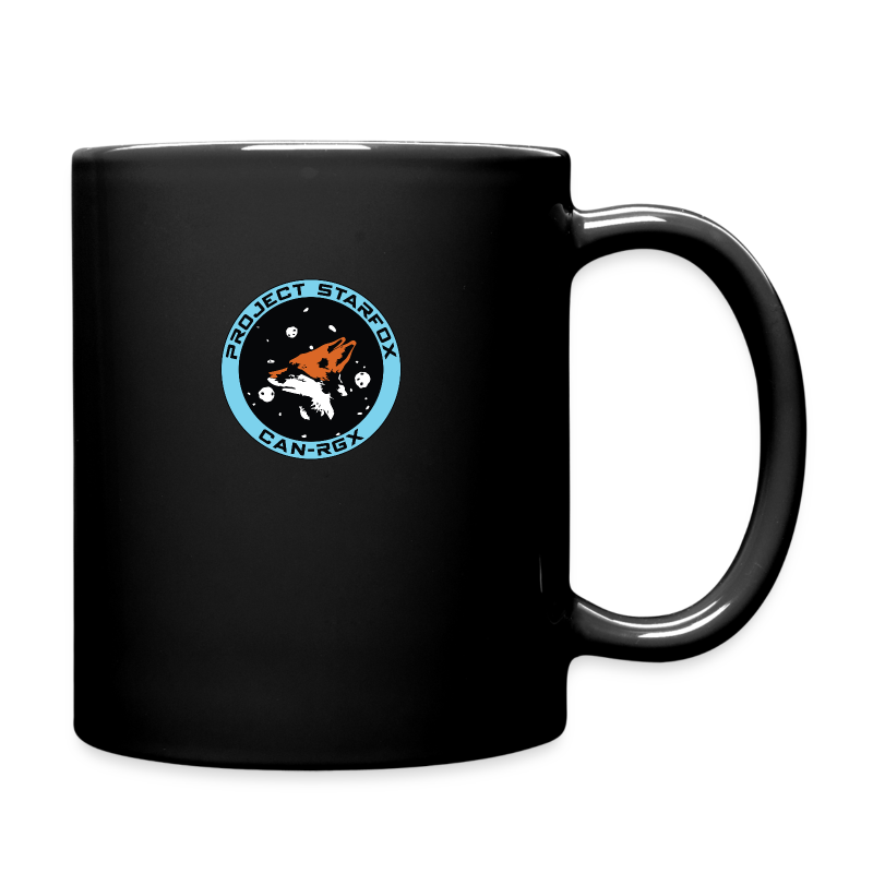 Project STARFOX Logo - Full Color Mug