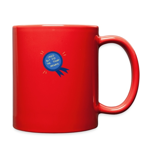 Regret - Full Color Mug