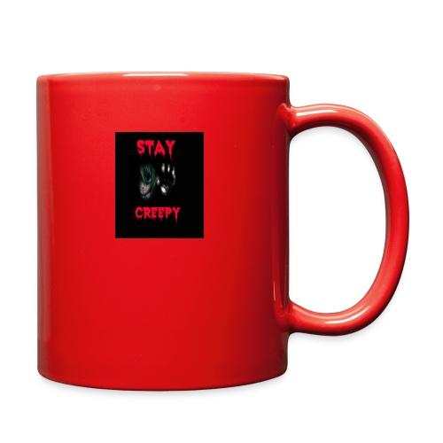 Stay Creepy Hoodie - Full Color Mug