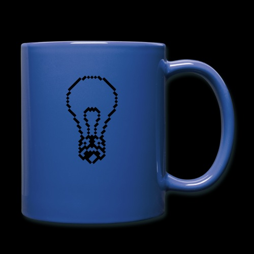 lightbulb - Full Color Mug