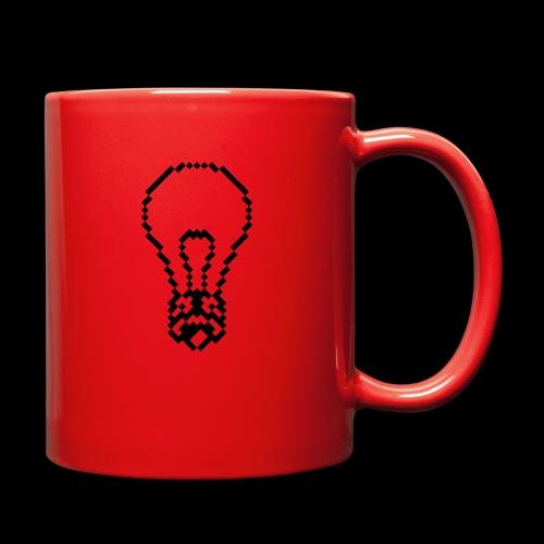lightbulb - Full Color Mug