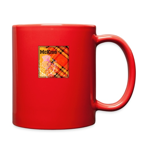 mckidd name - Full Color Mug