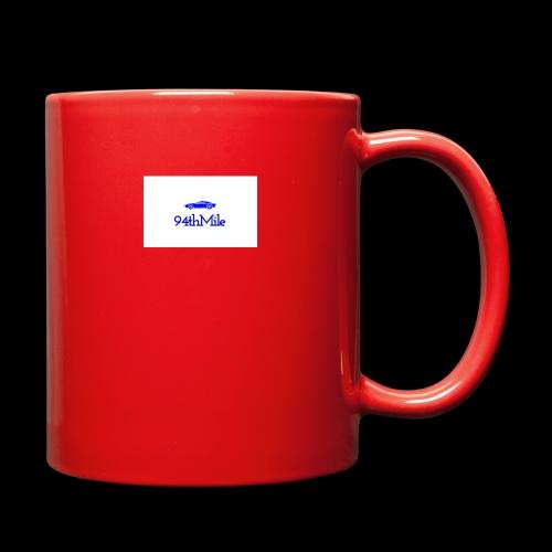 Blue 94th mile - Full Color Mug
