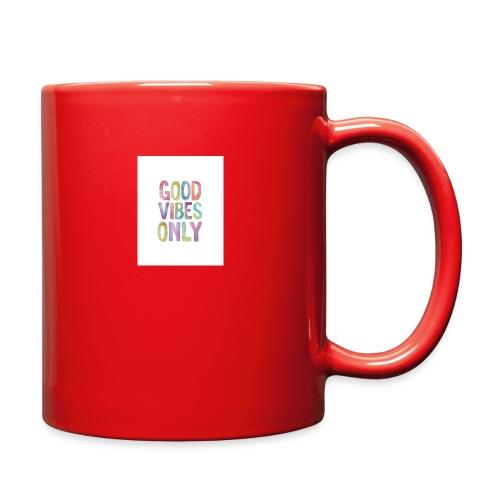 good vibes - Full Color Mug