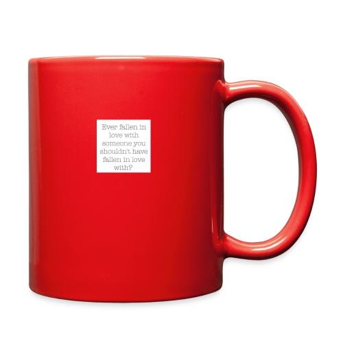 Sadness - Full Color Mug