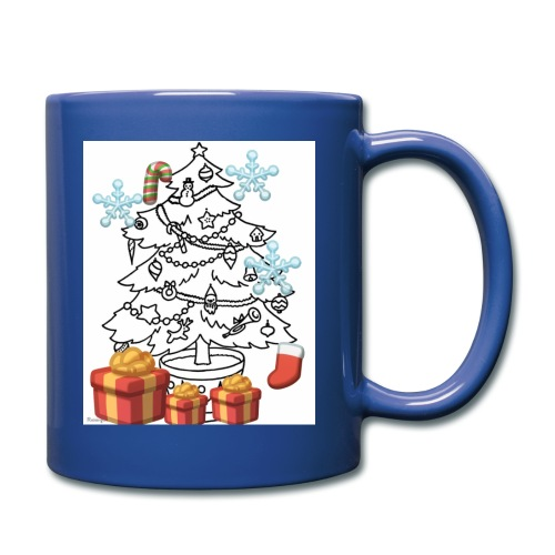 Christmas is here!! - Full Color Mug