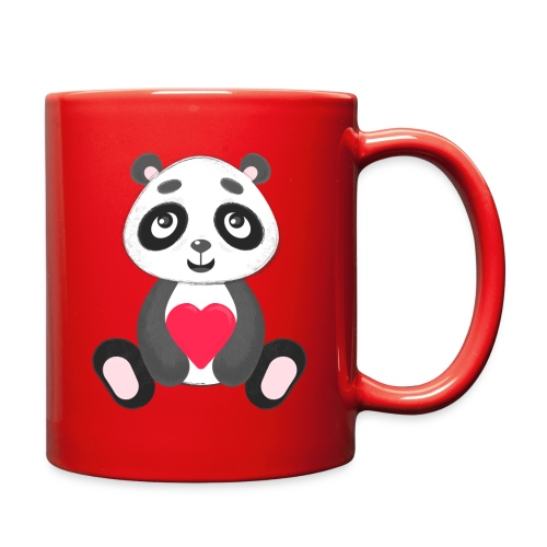 Sweetheart Panda - Full Color Mug