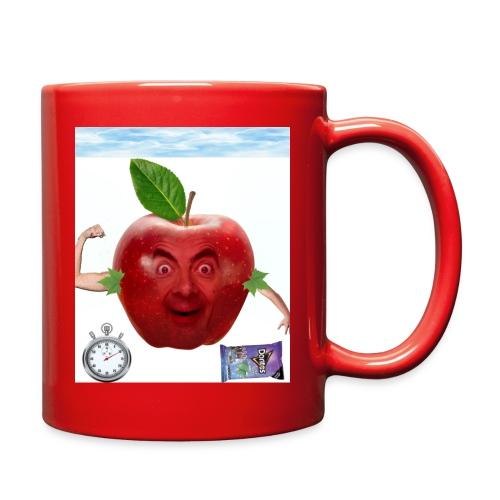 bapple badges - Full Color Mug