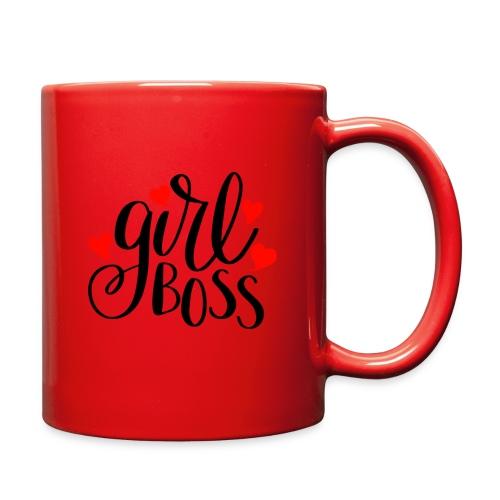 girl boss - Full Color Mug