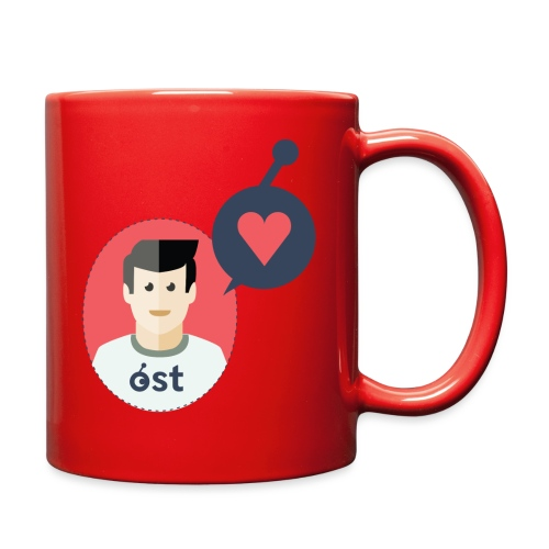 the OSTonian - Full Color Mug