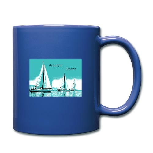 Beautiful Croatia - Full Color Mug