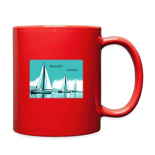 Beautiful Croatia - Full Color Mug