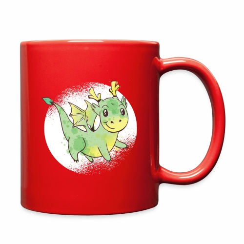 Dragon cute - Full Color Mug