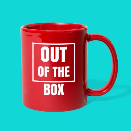 Out of the Box - Full Color Mug