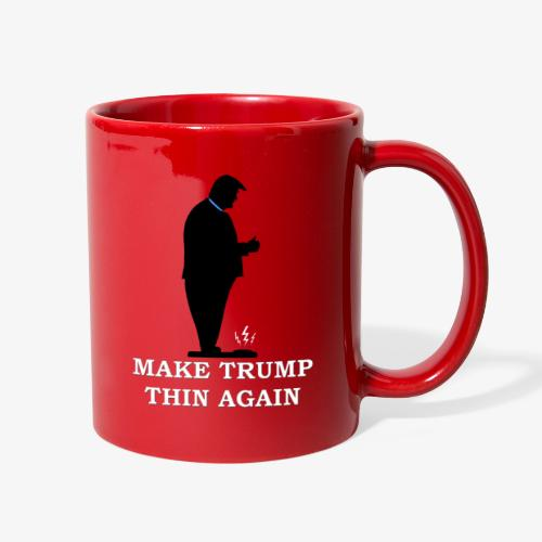 Make Trump Thin Again - Full Color Mug