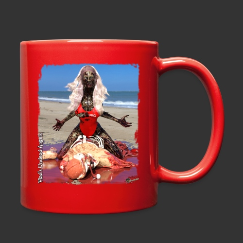 Undead Angels: Zombified Lifeguard Shay - Full Color Mug