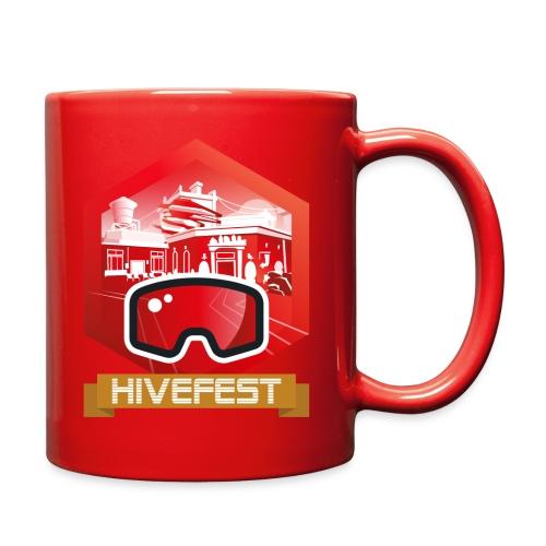 HiveFest V Banner - Full Color Mug