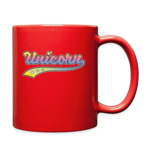 Unicorn Sport - Full Color Mug