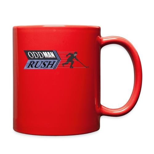 Odd Man Rush Player - Full Color Mug