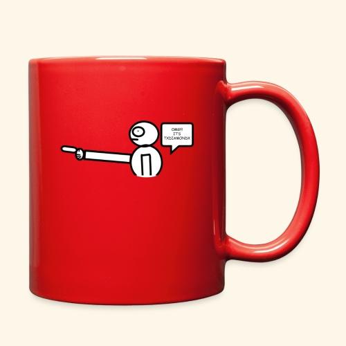 OMG its txdiamondx - Full Color Mug