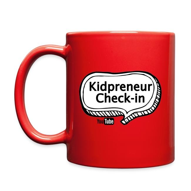 Kidpreneur Check-In Mug
