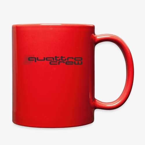 Quattro Crew - Dark Logo - Full Color Mug