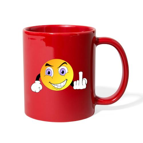 Fuck Off - Full Color Mug
