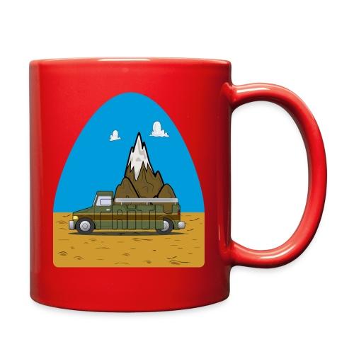 faith moves mountains 2018 - Full Color Mug
