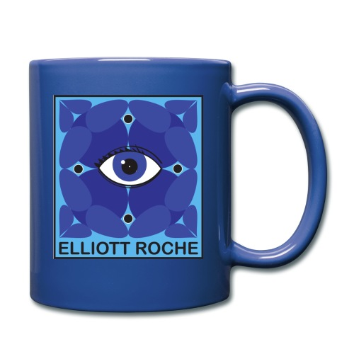 ElliottBlueEye - Full Color Mug