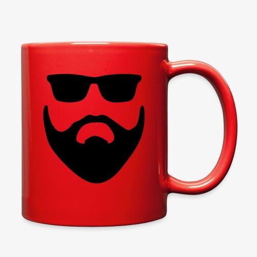 Beard & Glasses - Full Color Mug