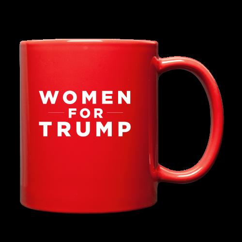Women For Trump - Full Color Mug