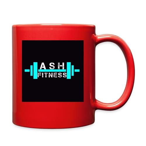 ASH FITNESS ACCESSORIES - Full Color Mug