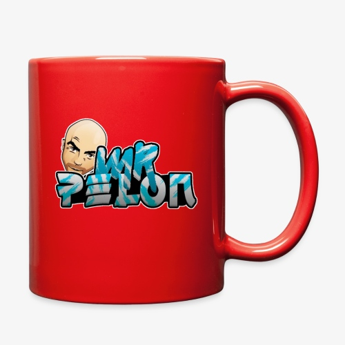 MR PELON - Full Color Mug