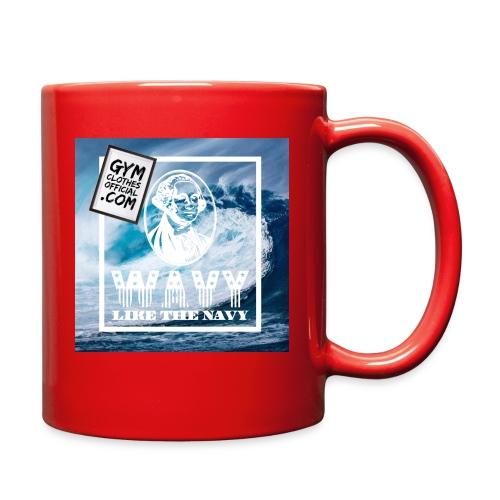 Wavy - Full Color Mug