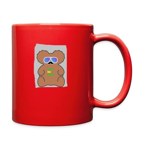 Aussie Dad Gaming Koala - Full Color Mug