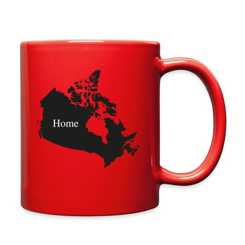 Canada Home - Full Color Mug