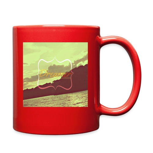 Dreamer - Full Color Mug