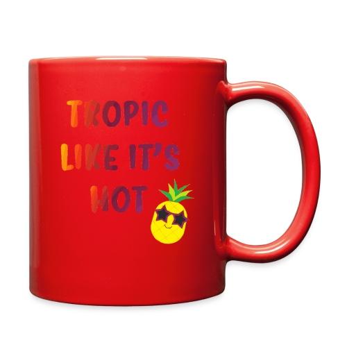 Tropic like it's hot - Full Color Mug