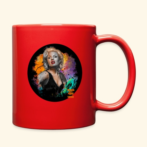 Marilyn Monroe - Full Color Mug