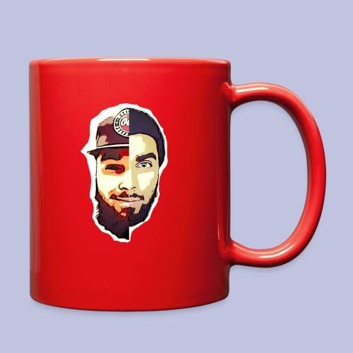 dlb face - Full Color Mug