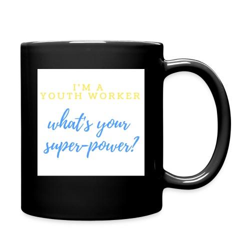 Super Hero - Full Color Mug
