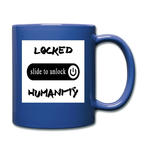 Locked Humanity - Full Color Mug