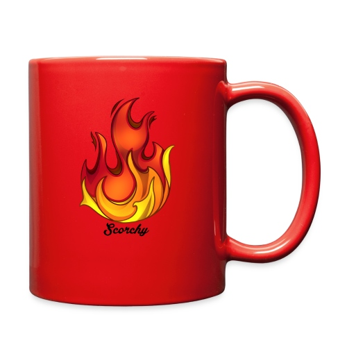 Scorchy Logo Black - Full Color Mug