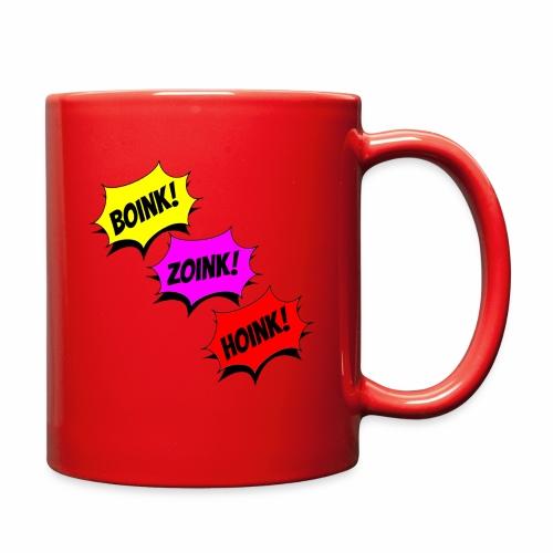 Boink Zoink Hoink - Full Color Mug