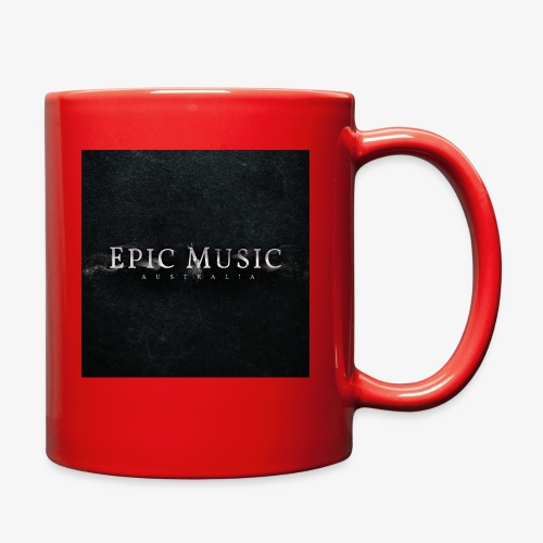 Epic Music Australia Logo - Full Color Mug